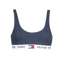 Underkläder  Dam Bh Tommy Hilfiger ORGANIC COTTON Marin
