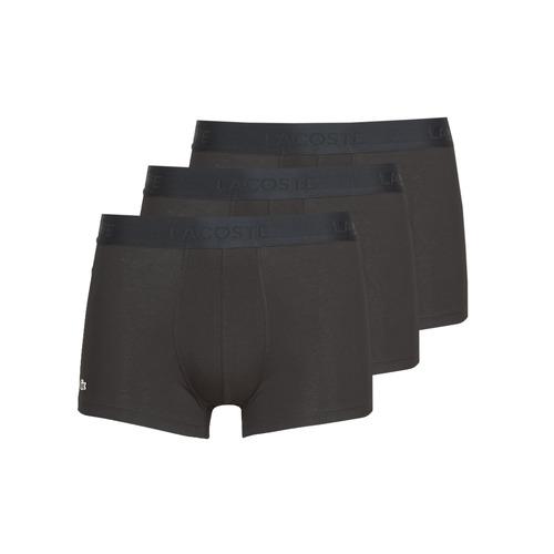 Underkläder  Herr Boxershorts Lacoste 5H3407-031 Svart