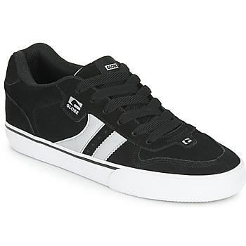 Skor Herr Sneakers Globe ENCORE-2 Svart