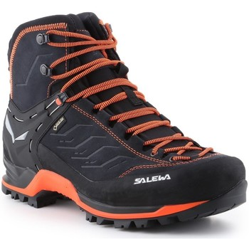 Skor Herr Vandringskängor Salewa Ms Mtn Trainer Mid Gtx 63458-0985 black, orange