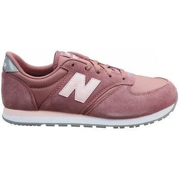 Skor Barn Sneakers New Balance YC420PP Rödbrunt,Rosa
