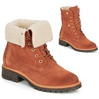 Skor Dam Boots André BALADE Orange