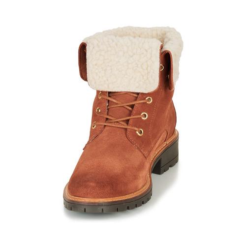 BALADE  André  boots  dam  orange