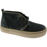 Skor Dam Höga sneakers Natural World NAW6151901ne nero