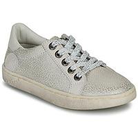 Skor Flickor Sneakers Kickers LYKOOL Grå / Silver / Leopard