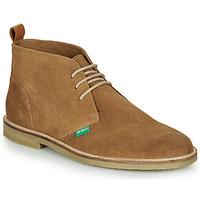 Skor Herr Boots Kickers TYL Beige