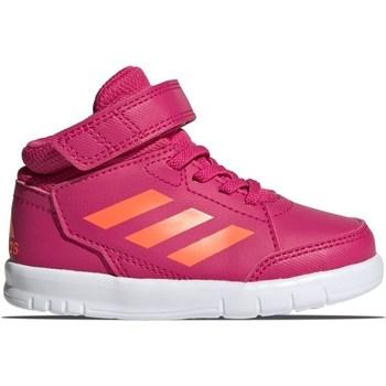 Skor Flickor Höga sneakers adidas Originals Altasport Mid EL I Rosa