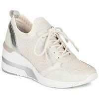 Skor Dam Sneakers Mustang 1303303-203 Vit
