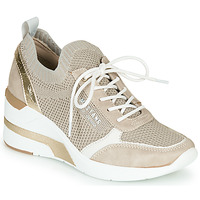 Skor Dam Sneakers Mustang 1303303-4 Beige
