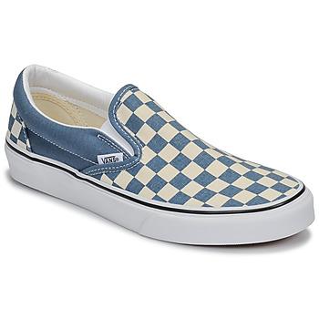 Skor Slip-on-skor Vans CLASSIC SLIP-ON Blå / Vit