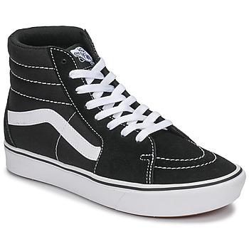Skor Höga sneakers Vans UA ComfyCush SK8-Hi Svart / Vit
