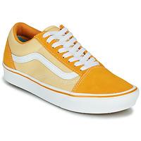 Skor Dam Sneakers Vans COMFYCUSH OLD SKOOL Gul