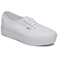 Skor Dam Sneakers Vans Authentic Platform 2.0 Vit