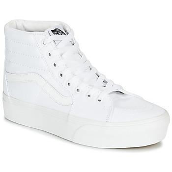 Skor Dam Höga sneakers Vans UA SK8-Hi Platform 2.0 Vit