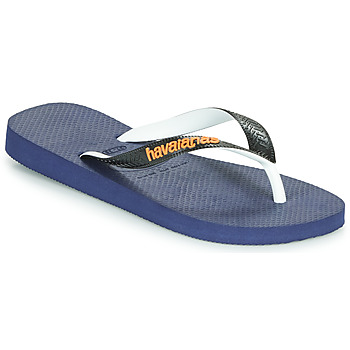 Skor Flip-flops Havaianas TOP MIX Marin / Svart