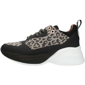 Skor Dam Sneakers Alexander Smith S73696 Gray and Black