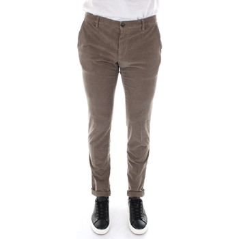 textil Herr Chinos / Carrot jeans Mason's 9PN2A4973-VBE011 Brown