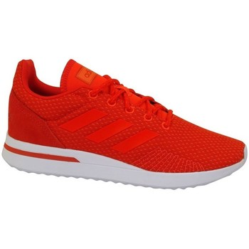 Skor Dam Sneakers adidas Originals RUN70S Vit,Röda