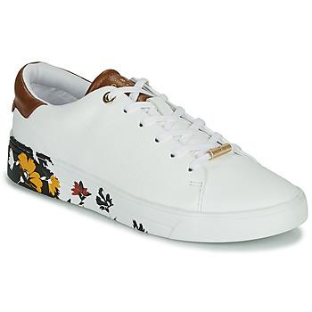 Skor Dam Sneakers Ted Baker WENIL Vit