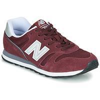 Skor Sneakers New Balance 373 Vinröd (burgundy)