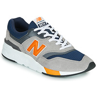 Skor Sneakers New Balance 997 Navy / Grå / Orange