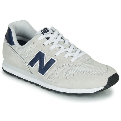 Skor Sneakers New Balance 373 Beige / Marin