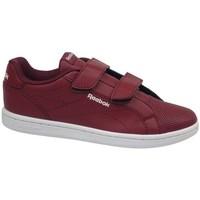 Skor Barn Sneakers Reebok Sport Royal Complete Cln Rödbrunt