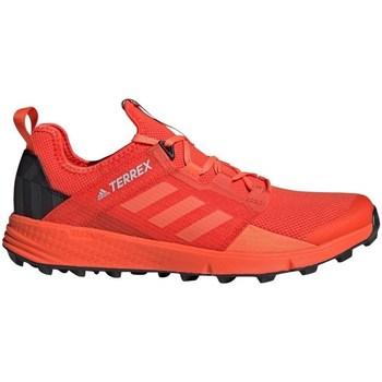 Skor Herr Löparskor adidas Originals Terrex Speed LD Orange