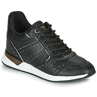 Skor Dam Sneakers Guess FL5REJ-ELE12-BLACK Svart
