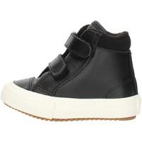 Skor Pojkar Höga sneakers Converse 76198 Black