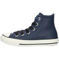 Skor Pojkar Höga sneakers Converse 662809C Blue