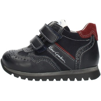 Skor Pojkar Höga sneakers Nero Giardini A724350M Blue