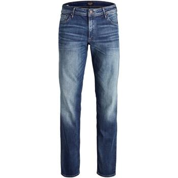 textil Herr Jeans Jack & Jones 12157492 JJICLARK JJORIGINAL JOS 178 PS BLUE DENIM Azul