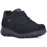 Skor Herr Sneakers CallagHan BALI MARINO Blu