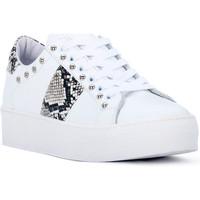 Skor Dam Sneakers At Go GO GALAXY BIANCO Bianco
