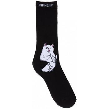 Accessoarer Herr Strumpor Ripndip Lord nermal socks Svart