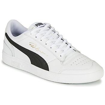 Skor Herr Sneakers Puma RALPH SAMPSON Vit / Svart