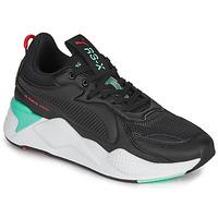 Skor Herr Sneakers Puma RS-X Svart / Vit