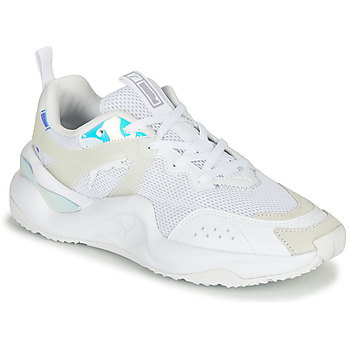 Skor Dam Sneakers Puma RISE Glow Vit