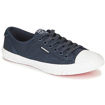 Skor Dam Sneakers Superdry LOW PRO SNEAKER Marin