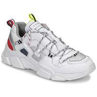 Skor Dam Sneakers Tommy Hilfiger CITY VOYAGER CHUNKY SNEAKER Vit