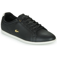 Skor Dam Sneakers Lacoste REY LACE 120 1 CFA Svart / Vit
