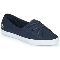 Skor Dam Sneakers Lacoste ZIANE CHUNKY BL 2 CFA Marin