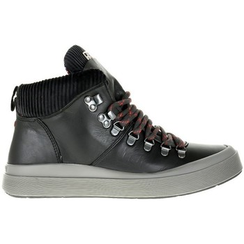 Skor Herr Höga sneakers Napapijri NA4DZI041 Svarta