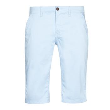 textil Herr Shorts / Bermudas Casual Attitude MARINE Blå