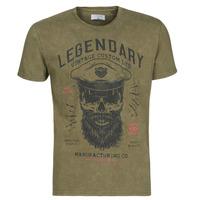 textil Herr T-shirts Yurban MCOOL Kaki