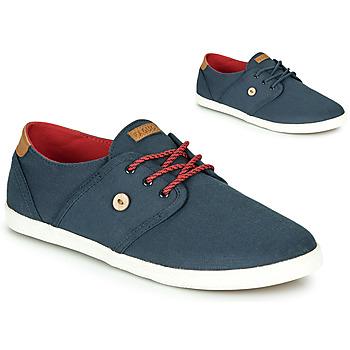 Skor Herr Sneakers Faguo CYPRESS Blå / Brun / Röd