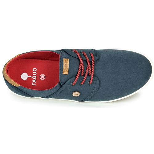 Cypress Faguo Sneakers Blå / Brun Röd
