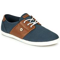 Skor Herr Sneakers Faguo CYPRESS Marin / Brun