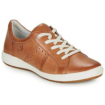 Skor Dam Sneakers Josef Seibel CAREN 01 Kamel